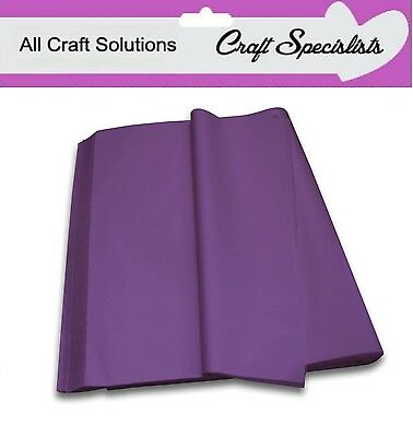 VIOLET ACID FREE LUXURY QUALITY TISSUE PAPER 750mm x 500mm SHEETS