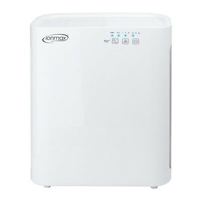 Ionmax ION 420 Breeze Air Purifier UV HEPA Ioniser Activated Carbon