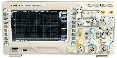 Rigol DS2102A 2 Channel Digital Storage Oscilloscope 100MHz