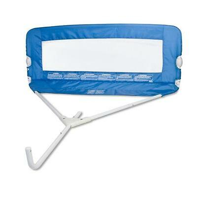 Tomy 70028 Childrens Cot to Bed Rail Night Time Safety Folding Adjustable Blue