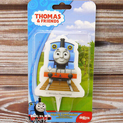 Thomas The Tank Novelty Birthday Candle