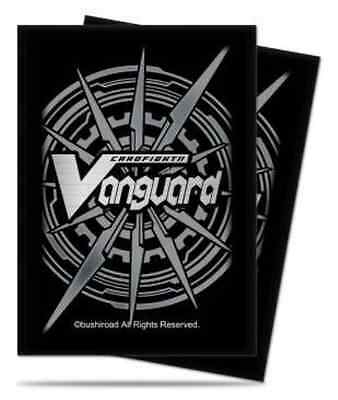 Cardfight Vanguard Ultra pro Silver Card Back Deck protector Sleeves 65 per pack