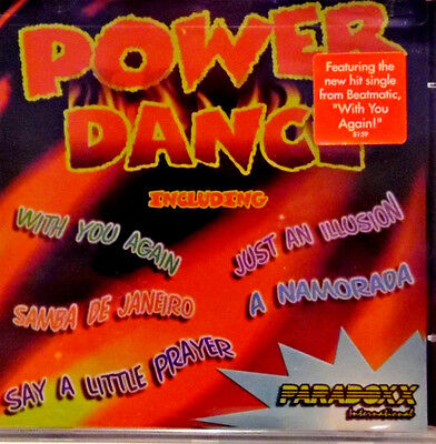 Power Dance by Various Artists (CD, Jan-1998, Intersound) hit With you again