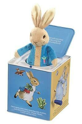 Peter Rabbit Jack In The Box - Beatrixpotter Free Shipping!