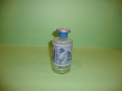Avon Tribute After Shave Bottle
