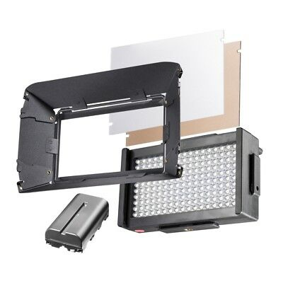walimex pro LED Foto Video Square 170 Bi Color Set by Digitale Fotografien