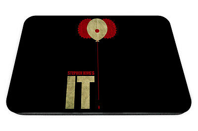 """Tappetino per il mouse """"Stephen King - IT"""" - Mouse Pad"""