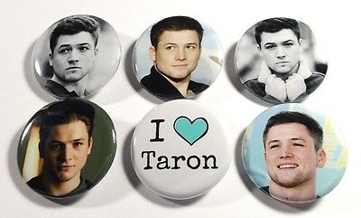 "Dave Franco Pinback Buttons Or Fridge Magnets 1.25/"" Set Of 6 Different Images"