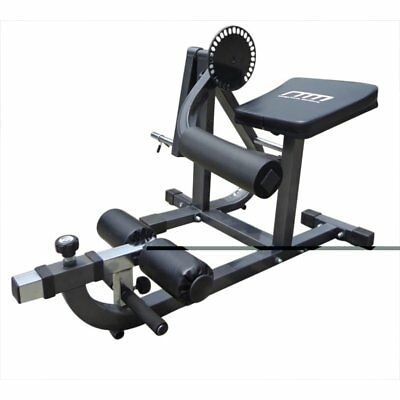 New Ab Back Crunch Abdominal Machine Home Gym Sit Up Fitness Home Gym Equipment