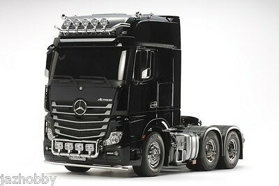Tamiya 56348 1/14 RC Tractor Truck Kit Mercedes-Benz Actros 3363 6x4 GigaSpace