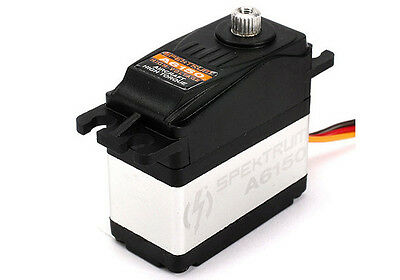 Spektrum A6150 HV High Torque Waterproof Metal Gear Servo