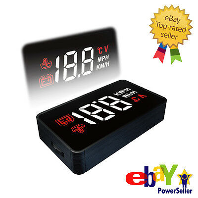 Universal wires OBD II HEAD-UP DISPLAY, NEW generation HL-A100, just arrive!!!