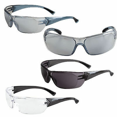Safety PPE Glasses Multi Fit Sports Protective Eyewear Arnie Spec One Piece Lens