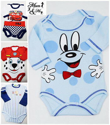 Baby Boys Newborn Romper Jumpsuit Playsuit Outfits Summer 0 to 12 months