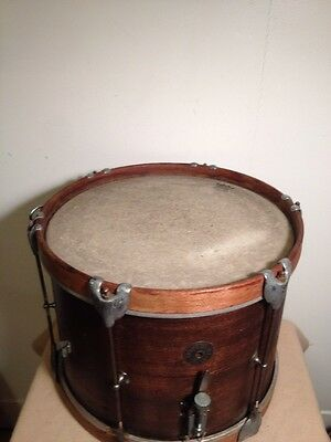 Gretsch Drum Walnut Finish 14 Inch Inside X12 Inch Tall