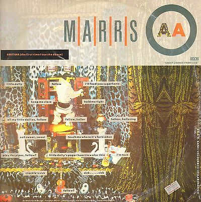 MARRS - Pump Up The Volume - 1987 - CGD Ita - INT 15335