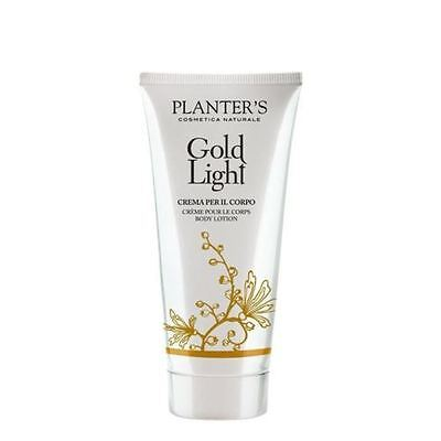 Crema Per Il Corpo Illuminante Dorata Gold Light 100Ml Planter's