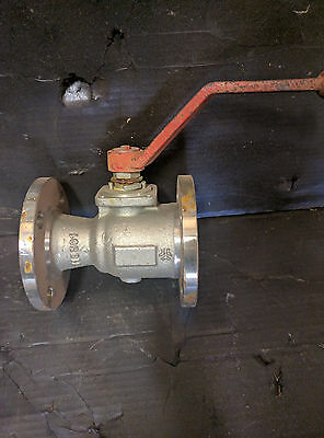 "2"" Stainless Steel Flanged Gate Valve"