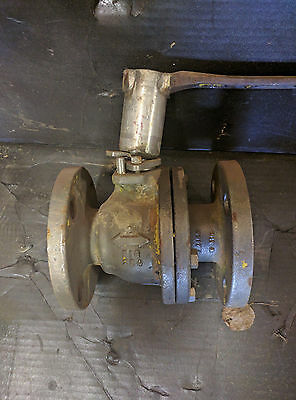 """2"""" Stainless Steel Flanged Gate Valve"""