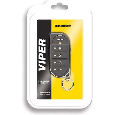 Viper 7856V 2 Way LED Replacement Remote Control For 3606V 5606V 5806V 5706V