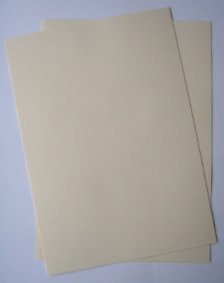 A4 Cream 100gsm Acid Free Archival Paper - 500 sheet pack
