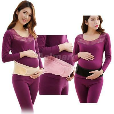 Pregnancy Maternity Support Belt Bump Belly Band Waist Lumbar Lower Strap Brace