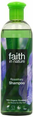 Faith In Nature Rosemary Stimulating Shampoo For Normal To Greasy Hair 400Ml He