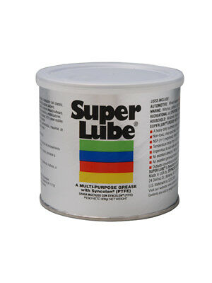 Super Lube 41160 Synthetic Grease PTFE Dielectric USDA H-1 Tub 400 g