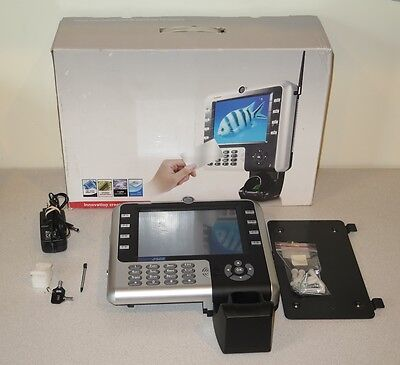 ZK iClock 2500 Biometric Terminal for Time/Attendance - WinCE Platform