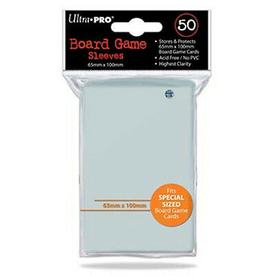 Ultra Pro Board Game Sleeves 65x100mm