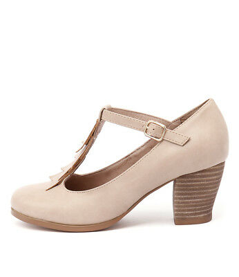 New I Love Billy Delfin Latte Womens Shoes Casual Shoes Heeled