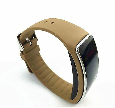 New 2016 Replacement Band With Metal Watch Clasp for Samsung Galaxy Gear Fit