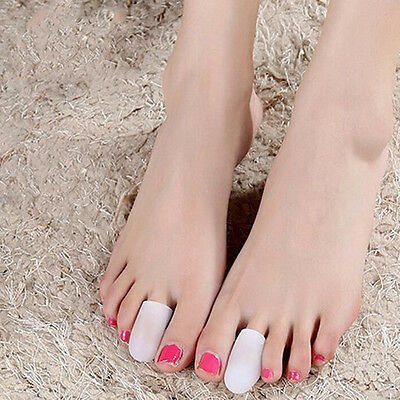 2pcs Women Silicone Gel Toe tube Gel Bunion Toe insoles Feet Care Product