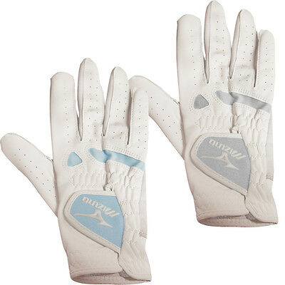 Ladies Mizuno Bioflex All Weather Golf Gloves Right Hand (Left Hand Golfer)