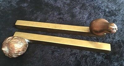 Vintage / Antique Strawberry & Pear Rods - MADE IN FRANCE - High Quality