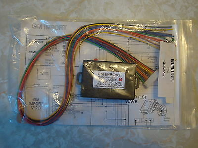 Fortin GM Import Transponder Bypass Module for GM Import