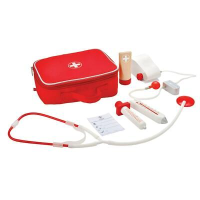Doctor On Call Medical Kit Play Set - Hape