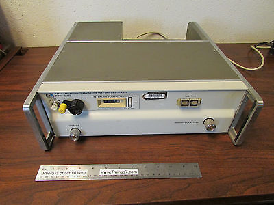HP Agilent 8743A Transmission Reflection Test Set Mainframe Only Tested