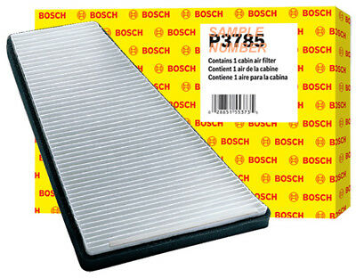 NEW OEM BOSCH Cabin Air Filter-Activated Carbon Bosch C3803WS FOR AUDI