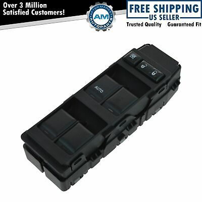 Front Master Power Window Switch LH Left Driver Side for Compass Caliber Patriot
