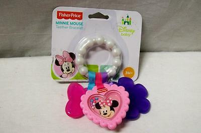 Disney Minnie Mouse Baby Teether Braclet from Fisher-Price - FREE Shipping