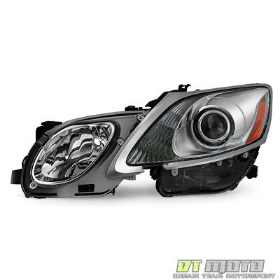 NEW [AFS /HID Xenon] 2006-2011 Lexus GS Series Projector Headlights Driver Side