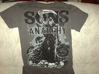 Son's Of Anarchy - T Shirt - Adult S