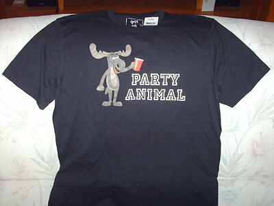 Party Animal - T Shirt - Adult L (new)