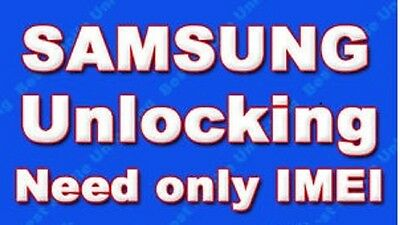 Orange EE T-Mobile Vodafone UK Samsung Galaxy S2 S3 S4 S5 S6 S7 Edge Unlock Code