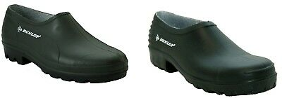 Mens Womens Dunlop Gardening Wellies Rubber Waterproof Rain Garden Clogs Shoes