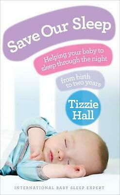 Save Our Sleep by Tizzie Hall (English) Paperback Book Free Shipping!