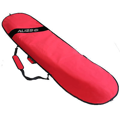 Longboard Mal Surfboard Cover Bag Size 7'0-10' RED by Alies Surf