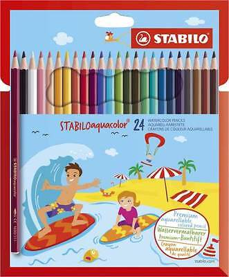 Farbstifte aquacolor 24er , 4006381483674
