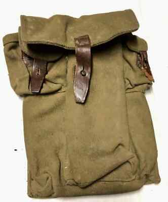 Romanian Surplus Magazine Combat Pouch Very Good Condition - Free Shipping